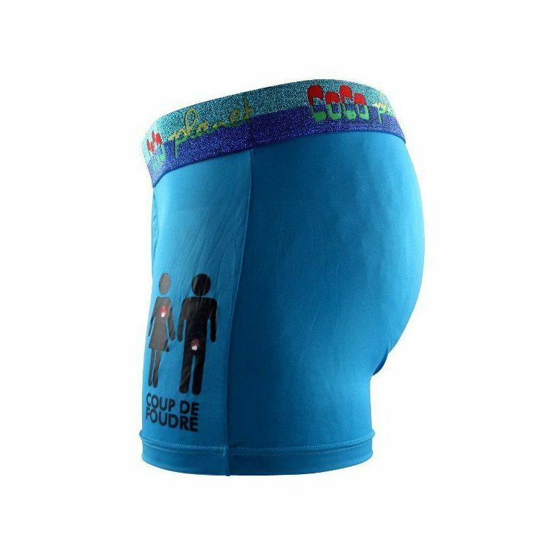 Boxer-shorts Coco Planet Coup Von Lightning Herren Kind Blau Cian Xxl 6 Erfrischend Und Wohltuend FüR Die Augen
