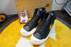 new styles bc9c1 c5902 Image is loading DS-NIKE-X-STUSSY-30TH-ALL-COURT-MID-