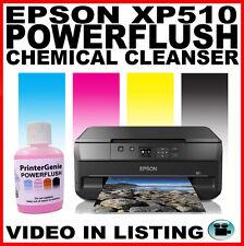 Epson Expression XP510: Kit de limpieza de cabezales: Cabezal de impresión desatascador LIMPIADOR de la boquilla