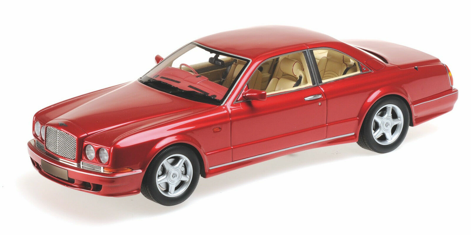 Minichamps 107139940 BENTLEY CONTINENTAL T 1996-disponibilità limitata - 1:18 NUOVO & OVP