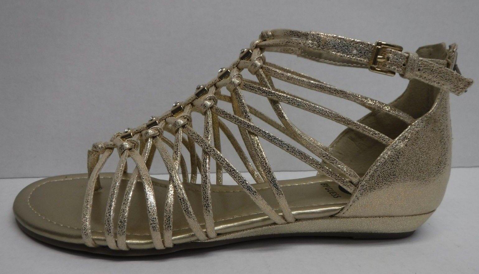 G By Guess Guess Guess Talla 6.5 Nuevos Mujer Zapatos Sandalias De oro  Tienda 2018