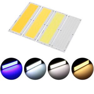 Details About 20w Led Cob Strip Lamps Lights Bulbs Dc 12v For Diy Car Lighting 1000lm Rlm645