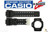 Casio Gdf-100-1a G-shock Original Black Band & Bezel Combo
