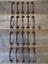 "20 CAST IRON HANDLES RUSTIC DRAWER BIN PULLS 5 1//2/"" LONG HOME DECOR KITCHEN"