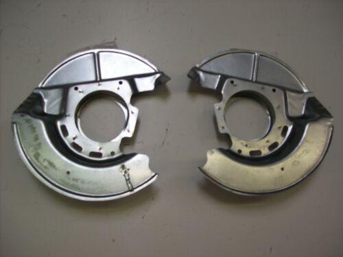 Ancrage en tôle spritzblech Chaleur Protection tôle Phrase Avant BMW 300 Série 3er e30 Bj 82