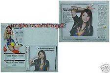 Japan Leah Dizon Communication! Taiwan Ltd CD+Booklet
