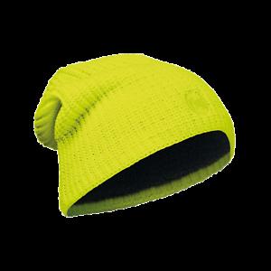 Buff-Cappello-Knitted-amp-Polar-Buff-a-goccia-fluror-Giallo-Maschio-Taglia-Unica