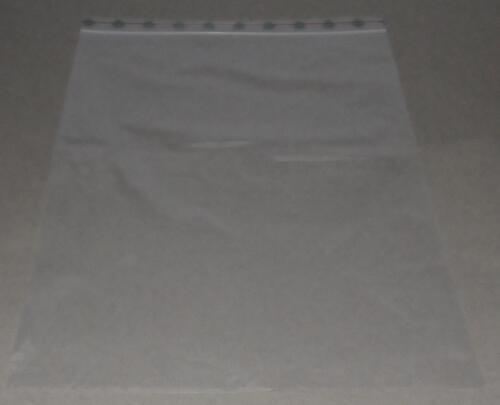 100 Druckverschlußbeutel 50my transparent 25x35cm