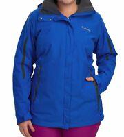 Columbia Bugaboo Womens 1x/2x/3x Plus Size 3in1 Winter Snow Parka/jacket/coat