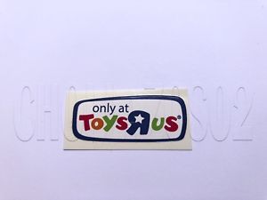 STICKER REPLACEMENT Toys R Us EXCLUSIVE FUNKO POP