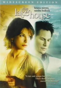 REEVES-KEANU-Lake-House-DVD-NEW-REGION-1