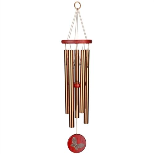 Habitats /& Nature Butterfly Bronze HCBRB Woodstock Chimes