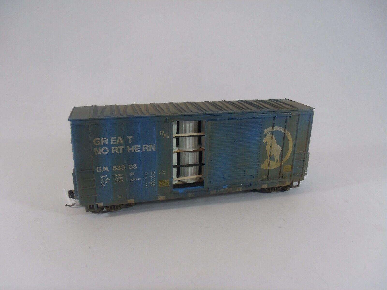 HO Scale Model Railroads  Athearn 40' high Cube Box Cars