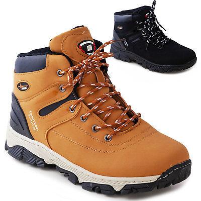 Boots Devoted Scarpe Uomo Stivaletti Pelliccia Interna Escursionismo Polacchine Trekking A08
