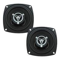 Power Acoustik Edge Series Ef-42 300 Watts 4 2-way Coaxial Car Audio Speakers