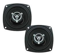 Power Acoustik Edge Series Ef-42 300 Watts 4 2-way Coaxial Car Audio Speakers