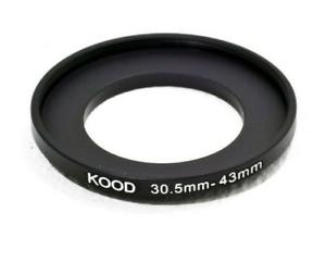 Kood versión Anillo 30.5-43mm 30.5 a 43mm 30.5-43mm