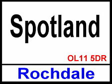 Fridge Magnet Old Highland Whisky The Rochdale /& Manor Brewery