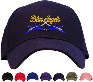 Embroidered Blue Angels Coin Purse