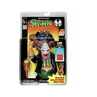Spawn Series 1 Clown (alien Head) Action Figure -