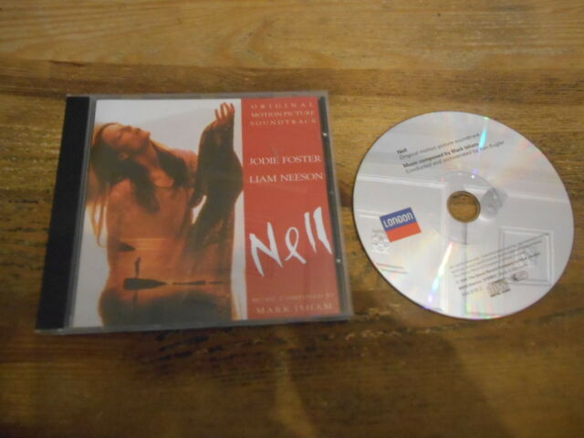 CD OST Mark Isham : Nell (19 Song) LONDON / GER jc Jody Foster body