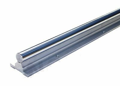 16mm x 500mm Linearführung Linearwelle mit Aluminium Unterbau Für SBR16UU Rail