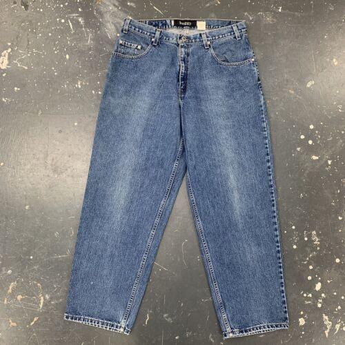 Vtg Levis Silvertab Loose Pants Mens 32x34 Buckwheat Gem
