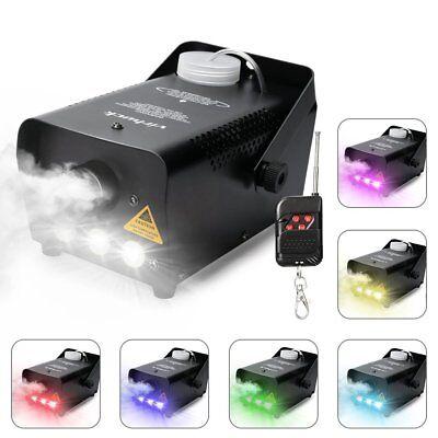 Fein Virhuck Rc Colorful Maschine Nebel Del Professionell Kontrolle Fern Drahtlose Tv, Video & Audio Effektmaschinen