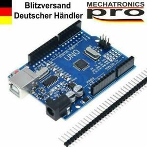 Arduino-UNO-komp-Board-ATmega328-CH340-Hochwertig