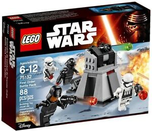 Lego-75132-First-Order-Battle-Pack-New-amp-Sealed