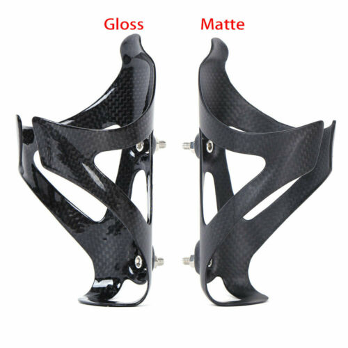 2 piece Full Carbon Bicycle Bottle Holder Mountain Road Bike Water Bottle Cages