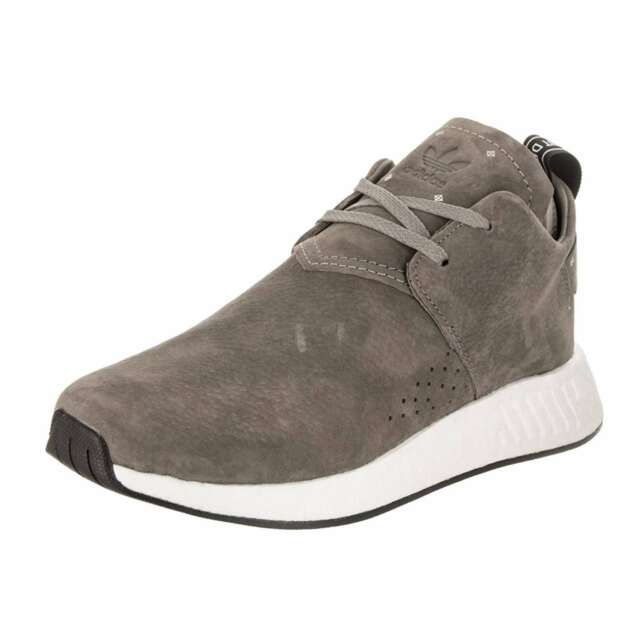 02994d59aa328 Mens adidas NMD C2 Simple Brown Core Black White BY9913 US 11.5 for ...