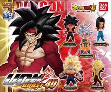 BANDAI DRAGON BALL Z Super UDM The BEST 23 Mini Figure All 5 set NEW JP import