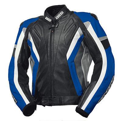 1a Nappa Leather Constructive Ixs Leather Jacket Coronado Men's Size 102 Waterproof Cycling Cycling Clothing