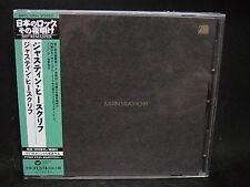 JUSTIN HEATHCLIFF ST JAPAN CD Osamu Kitajima The Launchers