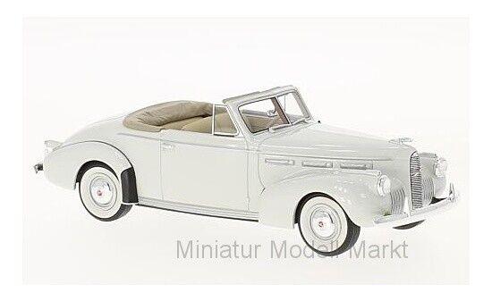 Neo LaSalle Series 50 Kongrönible Coupe - hellgrå - 1940 - 1 43