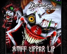 HONDA TRX300EX TRX300X 2007-2013 WRAP DECALS GRAPHICS KIT 'STIFF UPPER LIP'