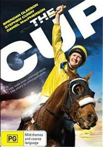 1 of 1 - THE CUP (2011) : NEW DVD : Melbourne Cup