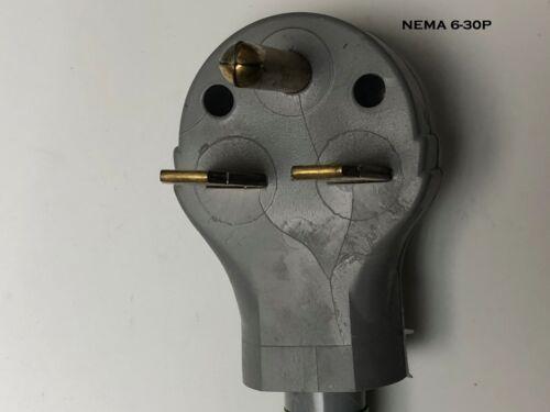 Soudeur à 3 broches Nema 6-50R récipient pour 3PIN 6-30P Sèche-linge Plug Power Cord Adaptateur
