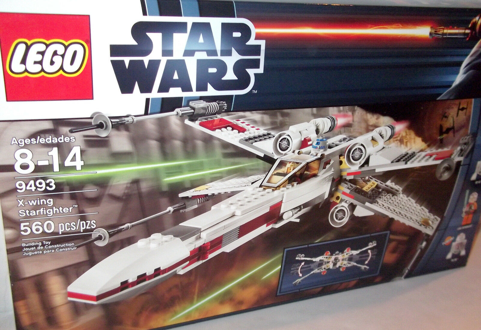 LEGO STAR WARS ✰ X-WING  STARFIGHTER ✰ ✰ NEW NEW NEW Factory Sealed 0bf065