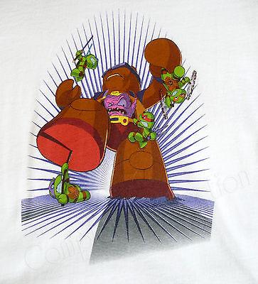 kidrobot x TMNT KRANG Kid's Shirt XS or S NEW NWT TEENAGE MUTANT NINJA TURTLES