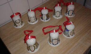 Hutschenreuther Weihnachtsglocke, 1999 mit Band, 7cm - EINZELVERKAUF - - Hamburg, Deutschland - Hutschenreuther Weihnachtsglocke, 1999 mit Band, 7cm - EINZELVERKAUF - - Hamburg, Deutschland