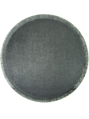 """One 3.25/"""" Screen Fabric Mesh Dust Cap for Speakers"""