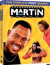 MARTIN COMPLETE SEASON 1 Sealed New 4 DVD Set