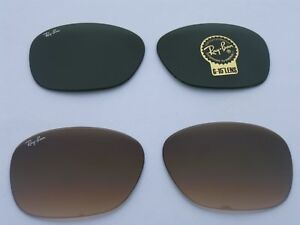 2fb10ecb8c New Ray Ban Replacement lenses RB4101 Jackie OHH 100% Authentic 58mm ...