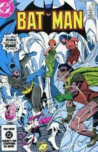 DC-Batman-Comic-Book-375-Mr-Freeze-Appearance-Klaus-Janson-NM