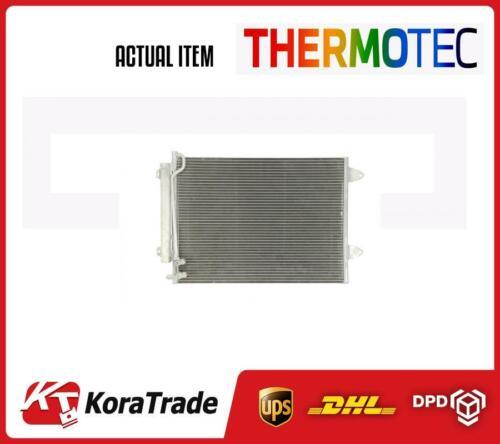 THERMOTEC AC AIR CONDENSER RADIATOR KTT110021
