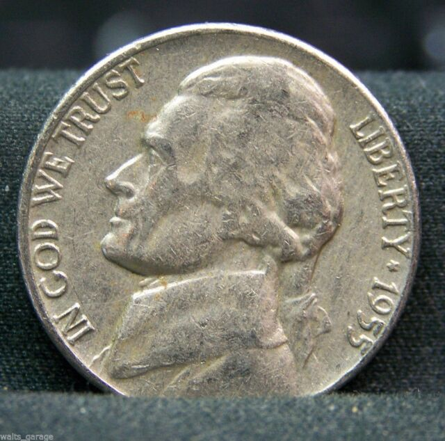 40 COINS CIRCULATED COINS CHECK OUT STORE 1942-D JEFFERSON NICKEL ROLL