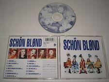 SCHÖN BLOND/SCHÖN BLOND(EAST WEST/0630-11654-2)CD ALBUM