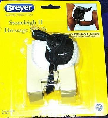 Breyer Model Horses Accessories Stoneleigh II Dressage Saddle